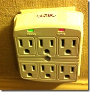 power outlet splitter